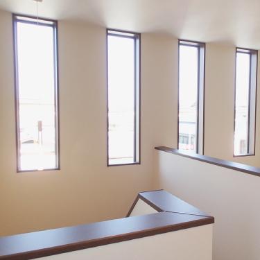 新築施工事例_2階窓
