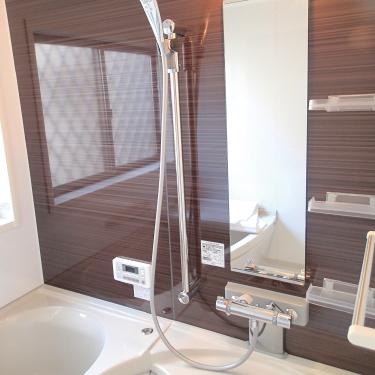 新築施工事例_お風呂