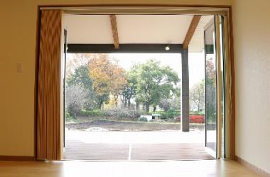 新築OH邸、窓
