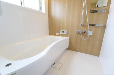 新築OH邸、浴槽