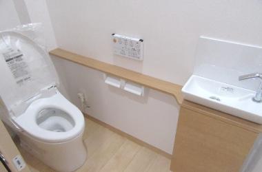 新築建て替え、TM様邸、トイレ
